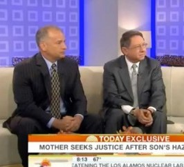 The Today Show Interviews Attorney Doug Fierberg & George Desdunes' Mother Regarding Her Son's Hazing Death at Cornell University