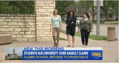 Good Morning America Coverage Against Kansas State University