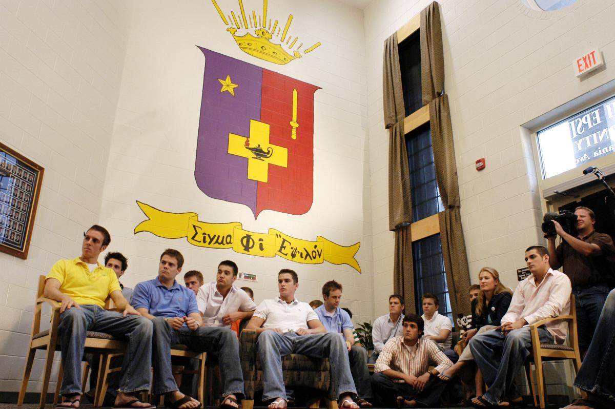 Sigma Phi Epsilon Leaves NIC, Saying the Organization Needs to Do More for Student Safety