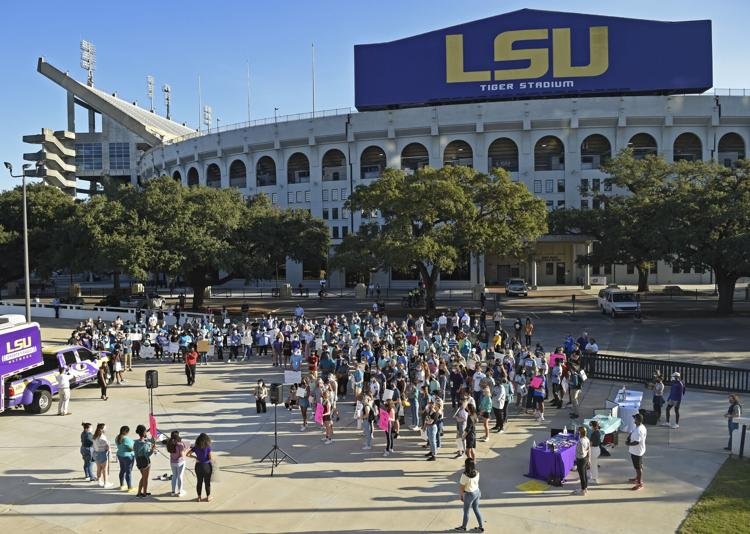 """""""People Have These Assumptions About How a Person is Supposed to Respond to Sexual Assault,"""" TFNLG Attorney Monica Beck Said Regarding LSU's """"Punishments"""" for Sexual Misconduct"""